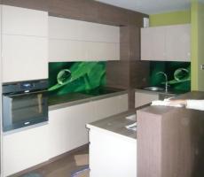 Na zdjęciu: Kuchnia wielokolorowa pionowe ujęcie
