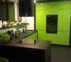 Na zdjęciu: Kuchnia wielokolorowa